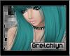 *G* Kesha 9 Teal