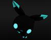 Kitsu Bunny (Cyan)