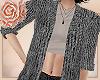 '♥P: Grey Cardigan