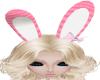 Child Pink Bunneh Ears