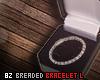 [8z] Breaded bracelet L.