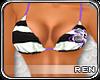 $R Grape Bikini-T