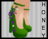 *h* Dragonfly Fae Shoes