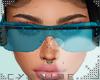-C- Freak Glasses Blue