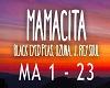 Blacked Eyed P- Mamacita