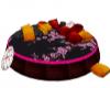 japanese blossom round