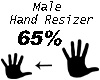 Hands Resizer 65%