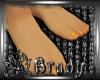 [B]orange toenails