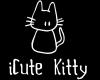 iCute Kitty Head Sign