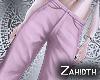 Pink Custom Pants