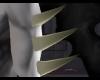 Bone Upper Arm Spikes R