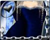 Blue Velvet Jumper
