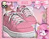 Bubblegum Sneakers