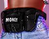 Money Bag $ | Black