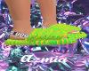 slimy lemon uggy slides