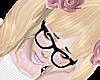 B! blonde pigtails jen
