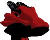 Black & Red Dragon Head