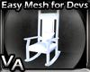 VA Devs  Rocking Chair
