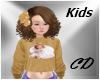 CD Pijama Sweater Brown