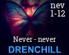 Drenchill Indiiana Never