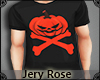 [JR] Evil Pumpkin Shirt