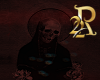R22 Skull Angel Poster