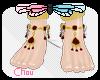 I3 my taurus feet