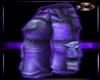 RH Purple loose pants