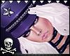 ☠Militant Hat | Purple