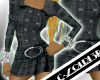 [LF] Checklez Suit Dress