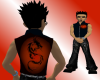 Dragon vest (red)