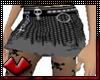 (V) Skullz Skirt