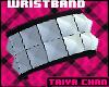 TC| WhiteWristband |M|