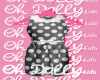 Dotty Dress Girl