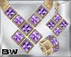 Lavender Sapphire Set