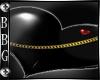 BBG* Dark hearts wand