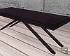 ϟ Modern Bench
