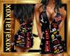 [L] ROCK ON Dress