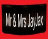 Mr & Mrs jayjax curved