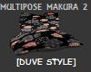 MULTIPOSE MAKURA 2