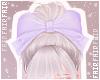 F. Lolita Bow Lilac