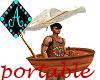 Ama{Rich boat wood