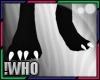 Fur Paws M White