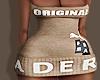 ღ Brown Ader Dress RL