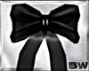 Black Bow Legs