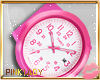 <P>Watch I Pink