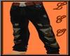 ~L~Camo Army Jeans
