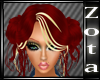 Red(Rose)Blonde Hair