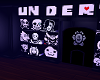 UNDERTALE FAN ROOM