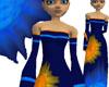 Goddess Dress of Nyx